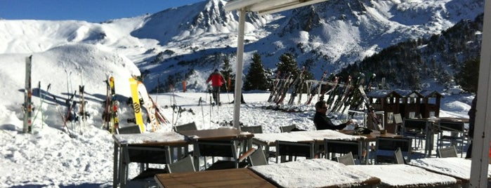 Restaurant Refugi del Llac de Pessons is one of Ana.
