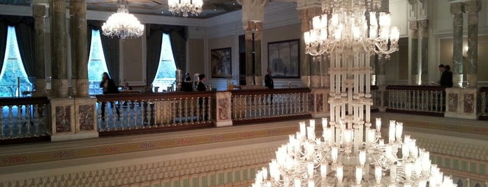 Ciragan Palace Kempinski Housekeeping Office is one of Istanbul, TK.