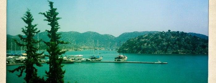 Babaveli Pansiyon is one of Lugares guardados de Turkay.