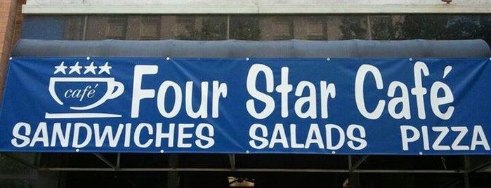 Four Star Cafe is one of TCOM Tour.