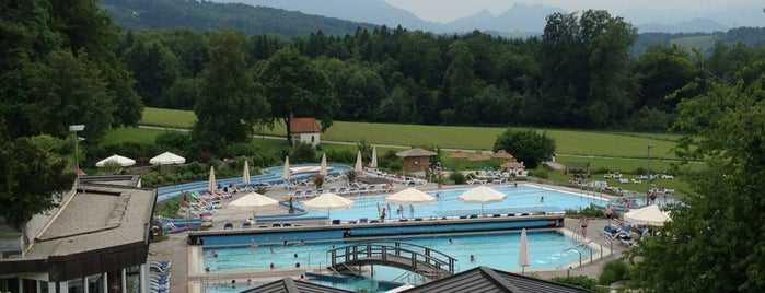 Chiemgau Thermen is one of Terme, Therme, Термы.