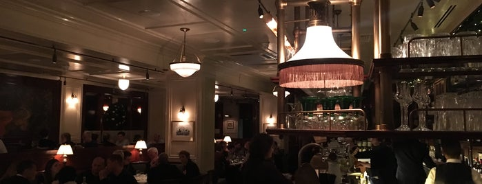 Bellanger is one of Michelin Bib Gourmands in London.
