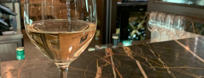 The Wine Bar is one of London for New Yorkers [food].