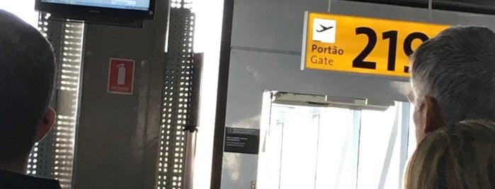 Portão 219 is one of Pedro'nun Beğendiği Mekanlar.