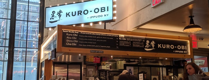 Kuro-Obi is one of Locais curtidos por Gennady.