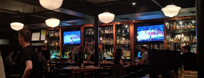 The Hopewell Bar & Kitchen is one of Weekend Brunch in Boston.