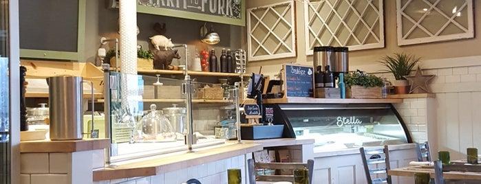 Stella Artisan kitchen is one of Ridgewood Eats.