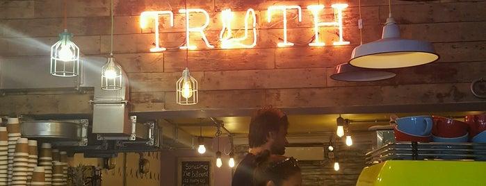 Truth Café is one of Breakfast/Brunch in London.