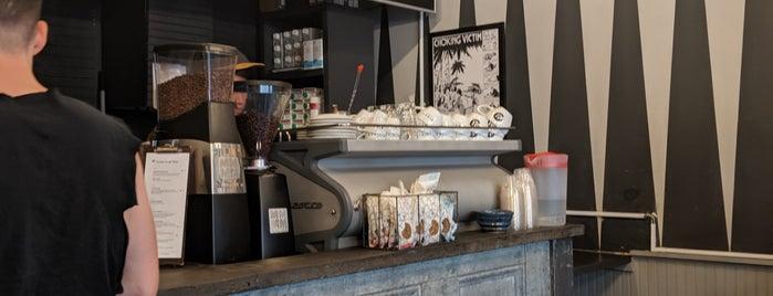 Birch Coffee is one of Tempat yang Disukai David.