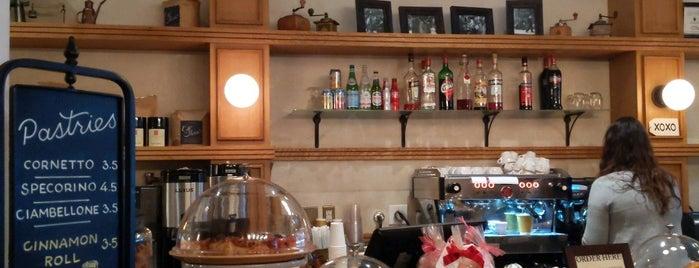 Caffe Marchio is one of สถานที่ที่บันทึกไว้ของ Crypto.