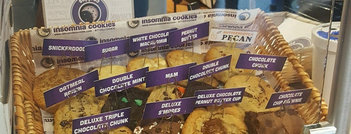 Insomnia Cookies is one of I ❤️ NY.