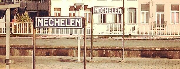 Station Mechelen is one of Travel.