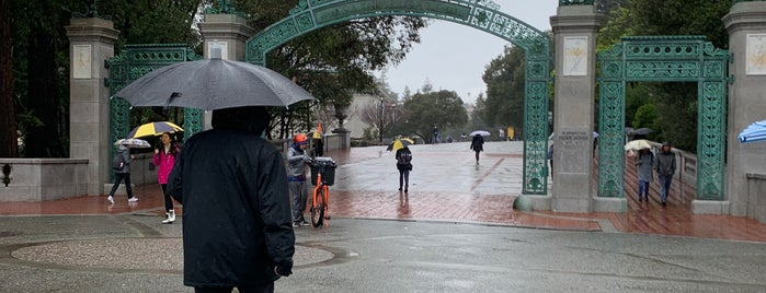 Sather Gate is one of app check!.