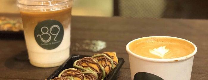 89 Coffee & Dessert. is one of Dammam & Khobar Speciality Coffee shops.