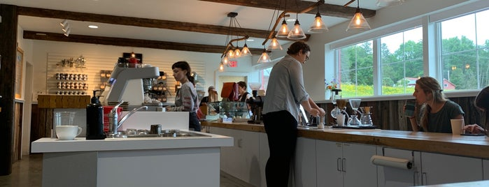 Vermont Artisan Coffee & Tea Co is one of Orte, die Rachel gefallen.