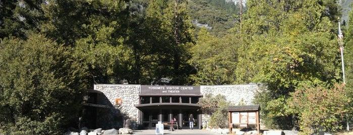 Yosemite Visitor Center is one of 10 - Yosemite.
