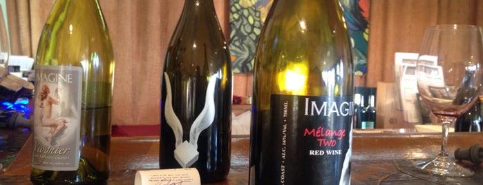 Imagine Winery is one of Santa Barbara Wineries.