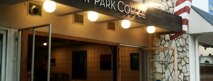 Bay Park Coffee is one of Locais curtidos por John.