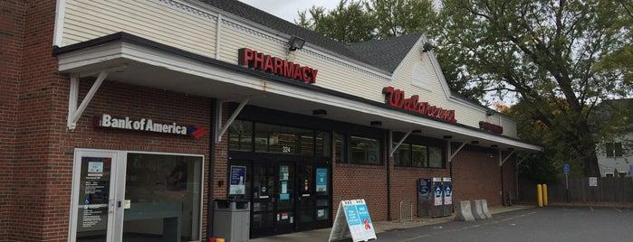 Walgreens is one of Boston.