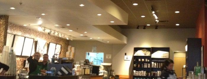 Starbucks is one of Stephen 님이 좋아한 장소.