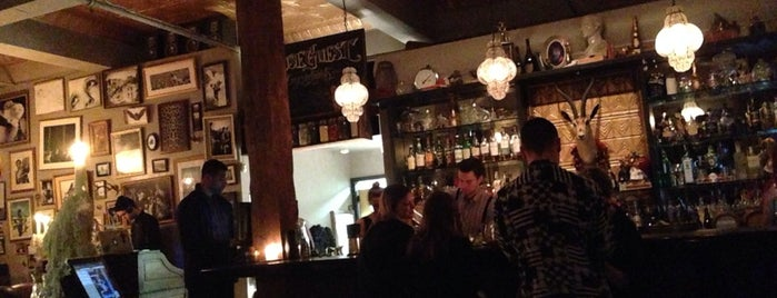 House x Guest is one of Bars in Vancouver Worth Checking Out.