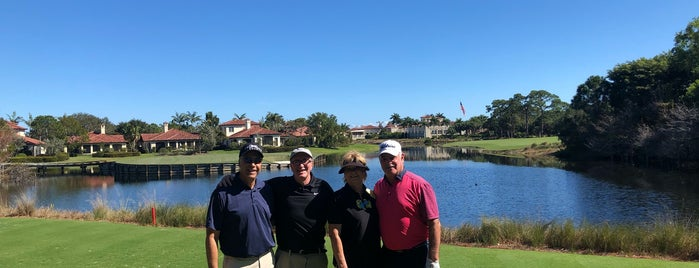 Trump National Golf Club, Jupiter is one of Gespeicherte Orte von Joshua.