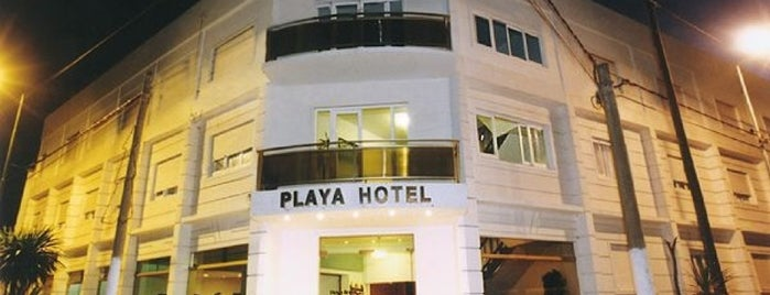 Hotel Playa is one of my places.