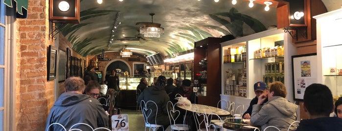 Cafe Beignet is one of Lugares favoritos de Jose Luis.