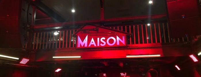 Maison is one of Lugares favoritos de Jose Luis.