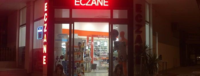 Eczane Merve Yamuç is one of Merveさんのお気に入りスポット.