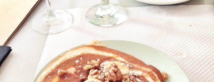 The Toast is one of Desayunos, Brunch y Meriendas en Madrid ☕️💗.