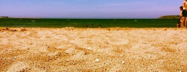 Praia de Bastiagueiro is one of Playas de España: Galicia.