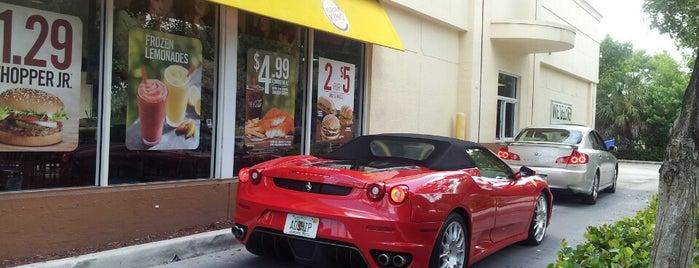 Burger King is one of Rashaad'ın Beğendiği Mekanlar.