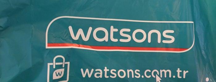 Watsons is one of Veni Vidi Vici İzmir 2.