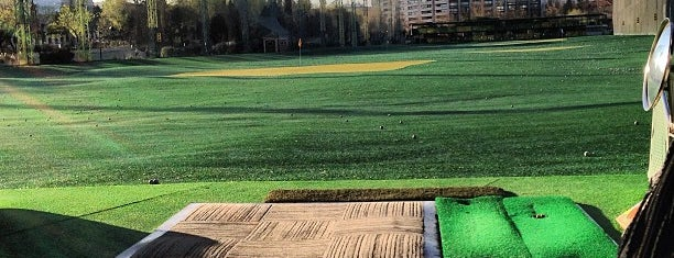 Green Canal Golf is one of Lugares de Kenzo.