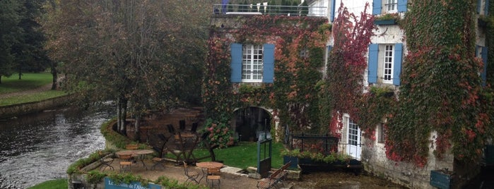 Le Moulin De L Abbaye Hotel Brantome is one of France To Do.