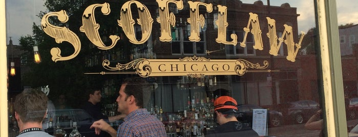 Scofflaw is one of Chicago Patios.