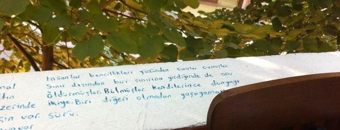 Simurg Kültür Cafe is one of İsmail'in Kaydettiği Mekanlar.
