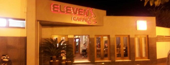 Eleven's Caffé is one of Posti che sono piaciuti a Marta.