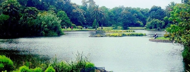 Royal Botanic Gardens is one of Magnificent Melbourne.