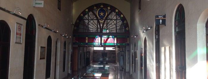 Bayazhan Kent Tarihi Müzesi is one of Lugares favoritos de Uğur.