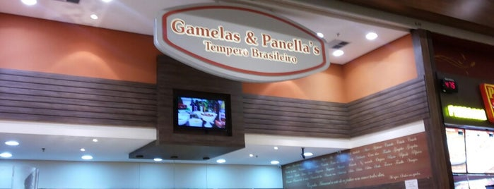 Gamelas & Panella's is one of Roberta 님이 좋아한 장소.