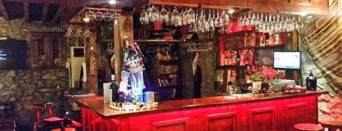 The Winehouse Restaurant&Bar is one of EATeries @Fethiye.