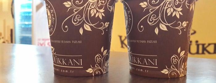 Kahve Dükkanı is one of Lieux qui ont plu à Erkan.