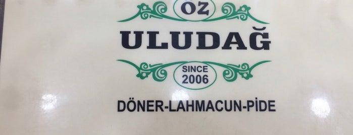 Öz Uludağ Kebap is one of Dönerciler, Türk, Ortadoğu ve Balkan mutfakları.