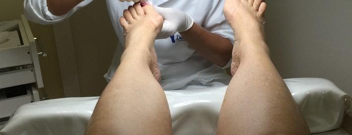 Doctor Feet Porto is one of Tempat yang Disukai Bruno.