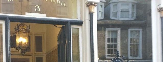 Regent House Hotel is one of Orte, die Breck gefallen.