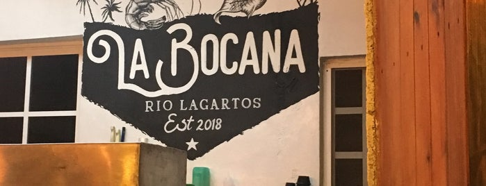 La Bocana is one of Mexico.