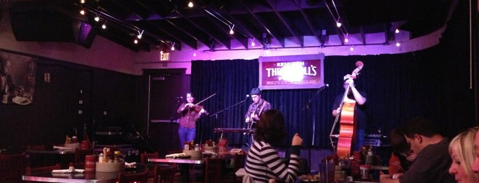 Threadgill's is one of Austin Places.