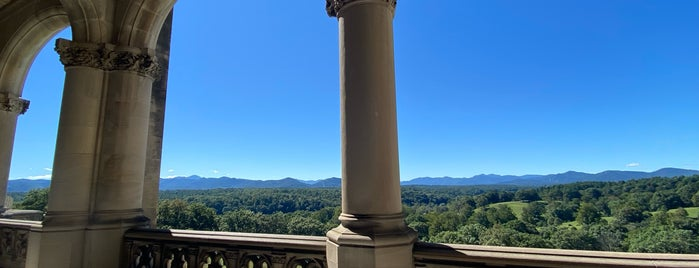 Biltmore House is one of Asheville.